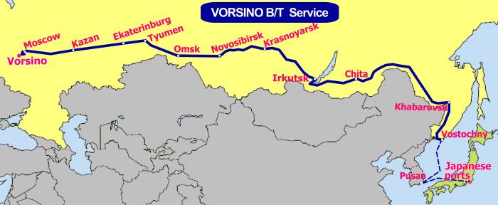 VORSINO B/T Service